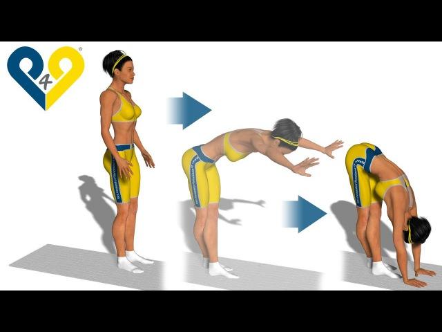 Растяжение мышц подвздошно-большеберцового тракта