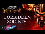 Pirate Station INFERNO Forbidden Society (запись трансляции 22.03.14) Radio Record