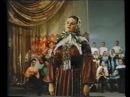 Russian folk song dance ВОРОНЕЖСКИЙ ХОР Мордасова 1953