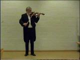 Also Sprach Zarathustra arrangemet for solo violin