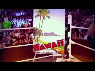 WWE Monday Night RAW 06.07.2015 (Часть 1)