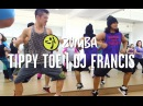 Tippy Toe | Zumba Fitness with ZES George and ZES Prince | Live Love Party