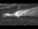 Tirs sélectifs par helicopteres US contre Daech en Irak