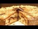 Шоколадно-ореховый торт - Рецепт Бабушки Эммы