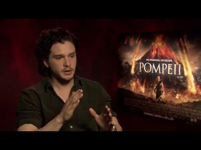 Kit Harington Takes Empire's IMDbunker Quiz | Empire Magazine | 2014