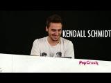 Kendall Schmidt of Big Time Rush + Heffron Drive - Stuff Fans Say - Episode 2