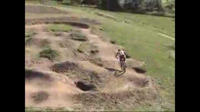 Stowe Bike Park Pump Track