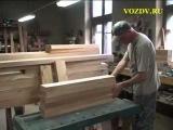 Изготовление деревянных крестов на могилу - Рождение креста