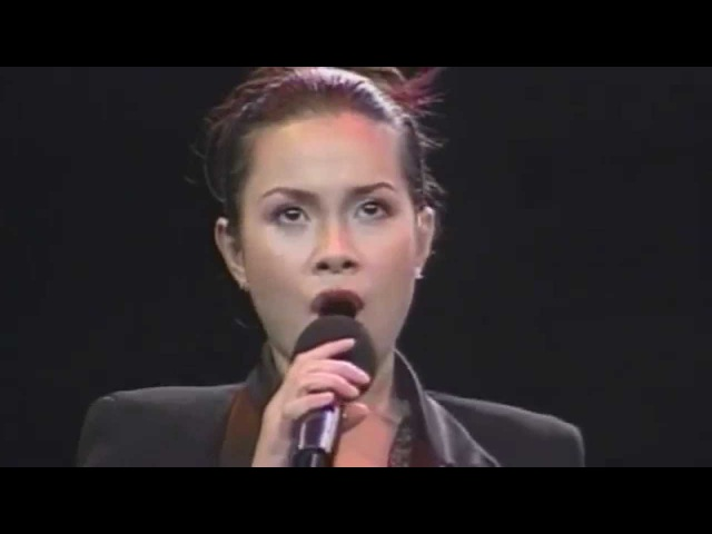 Lea Salonga - Dont Cry for Me Argentina