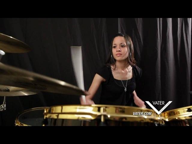 Vater Percussion - Nellyris Didi Negron