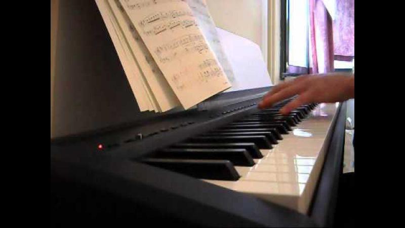 Golden axe 3 - Vast fields (Piano)