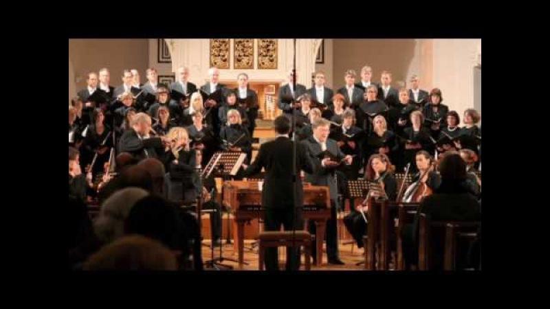 Jürgen Natter LIVE J.S.Bach, Kantate BWV 70 Wachet! Betet! Seid bereit!