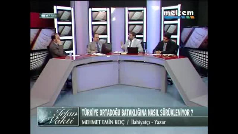 Türk Halkı AKP'ye Verdiği Destekle Ortadoğu'daki Cinayetlerin Ortağı Olmuştur