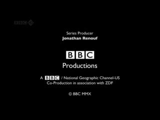 BBC: Как нас создала Земля: Планета людей / 5 серия