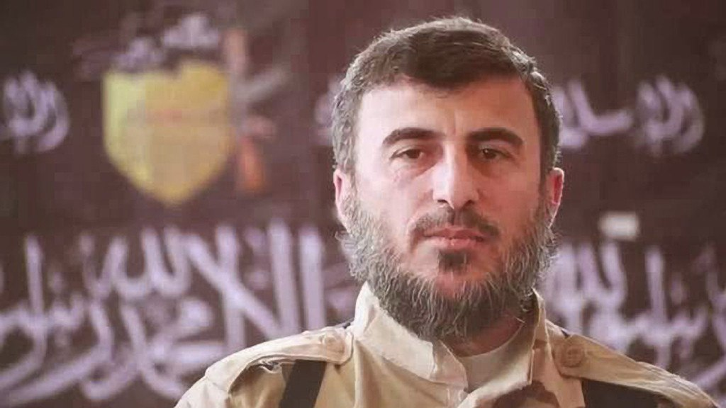 Эр-Рияд выразил сожаление из-за смерти лидера группировки «Джейш аль-Ислам»