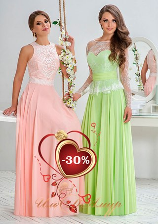 Платья для свадьбы купить в новосибирске