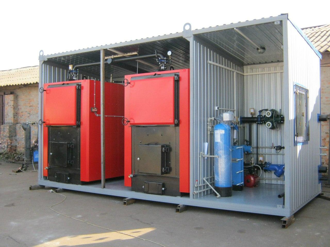 преимущества и недостатки блочно-модульных газовых котельных