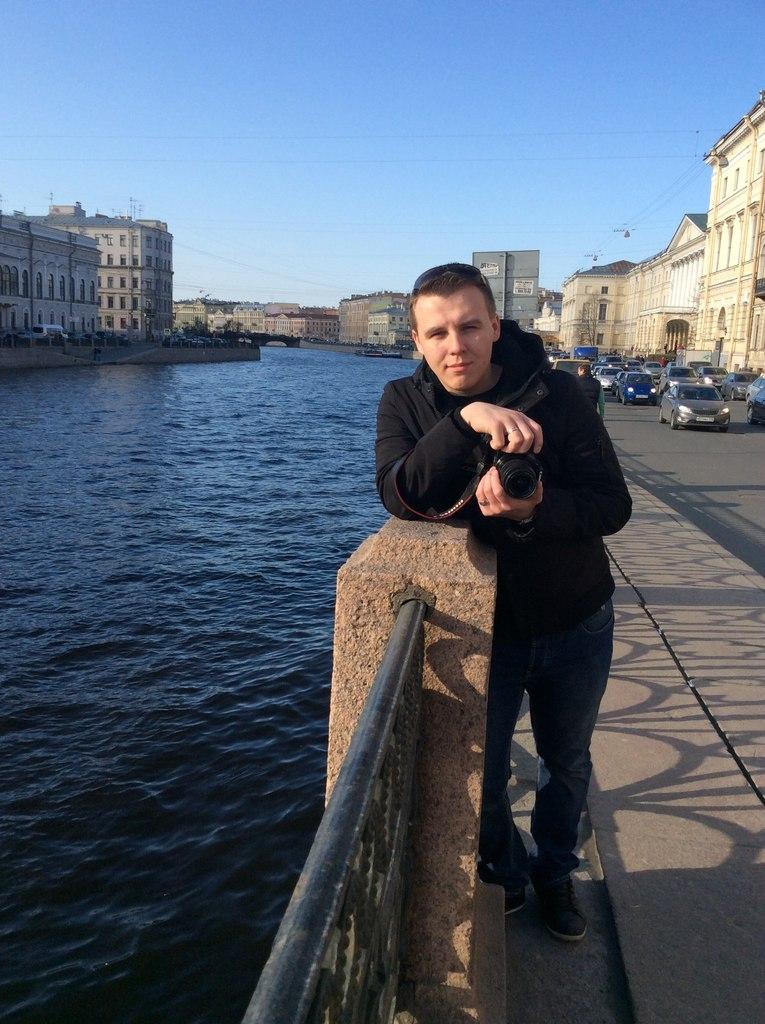 Роман Скобелев, Санкт-Петербург - фото №11