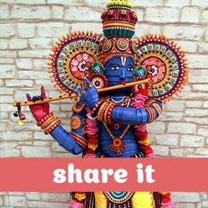 Пятый выпуск передачи Share It. Вайшали Растоги. 3D-квиллинг