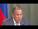 Лавров: Дебилы, Блядь - Сергей Лавров ругается матом на пресс-конференции
