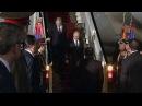 Сегодня начинается основная часть официального визита Владимира Путина в Египет - Первый канал