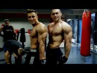 Fitness Motivation -Dima Zolotarenko -Timur Karabaev