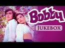 All Songs of Bobby (1973) - Rishi Kapoor Dimple   (HD) Jukebox - Evergreen Hindi Romantic Songs