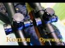 Оптический прицел Leupold mark 4 - оригинал и китай