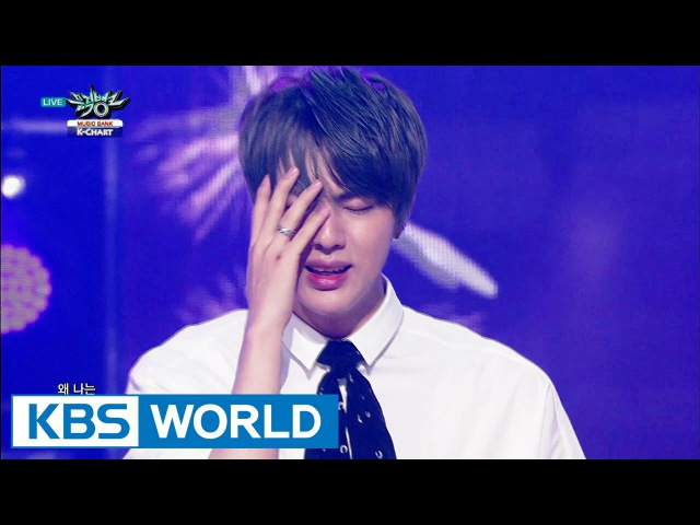 BTS (방탄소년단) - I Need U [Music Bank K-Chart 1 2015.05.08]