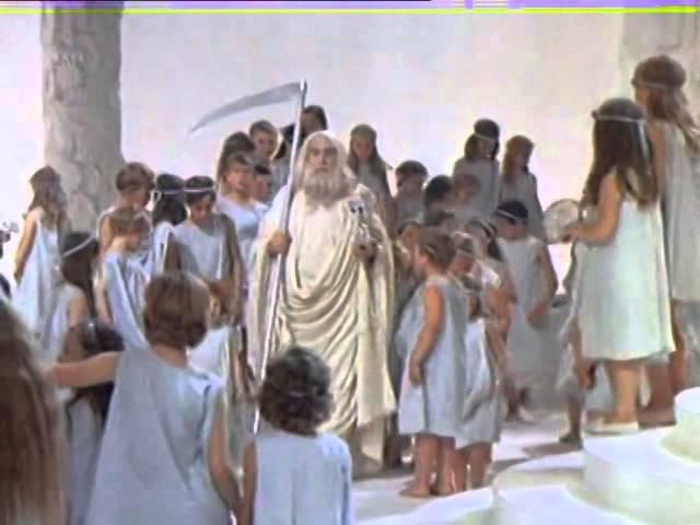 Синяя Птица 1976. Царство будущего. Дети до своего рождения.