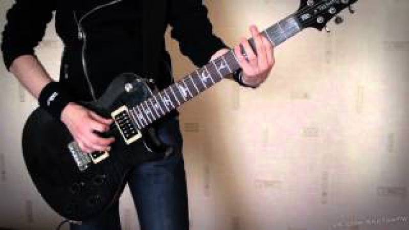 Three Days Grace - Time Of Dying (Guitar Cover)