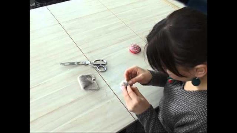 Модна справа з дизайнером Світланою Теренчук. Робимо каблучку з хутра.