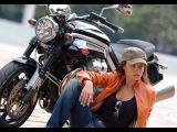 Девушки и мотоциклы. Как хранить мотоцикл зимой?