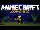 Прохождение карты Майнкрафт Salvation-of-the-zombie #2