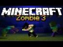 Прохождение карты Майнкрафт Salvation-of-the-zombie #3