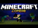 Прохождение карты Майнкрафт Salvation-of-the-zombie #1