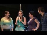 Jibcon 2013 - воскресная панель Миши Коллинза, часть 1 [rus subs]