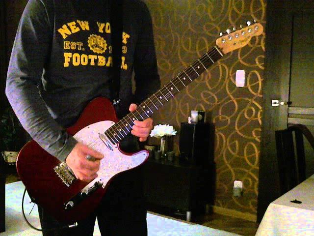 Hey Joe! Fender Telecaster American Standard.