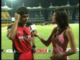 Telugu Warriors Vs Mumbai Heroes CCL T20 Match 2011 Part 14