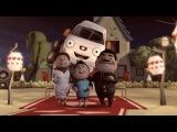 Олли Веселый грузовичок - Мультик про машинки - День святого Валентина - Серия 48 (Full HD)