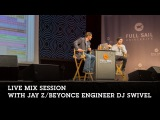 Live Mix Session with Jay ZBeyonc