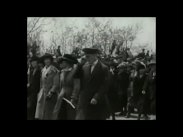 Белая гвардия Последний парад во Владивостоке 1922 Parade