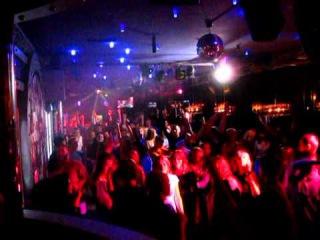 DJ Mihail Fisher in Glyanets night club