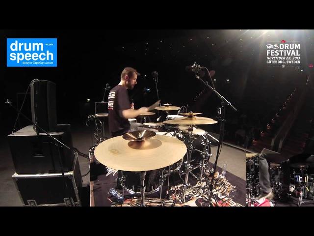 Benny Greb: импровизация и музыкальность (перевод на русский)