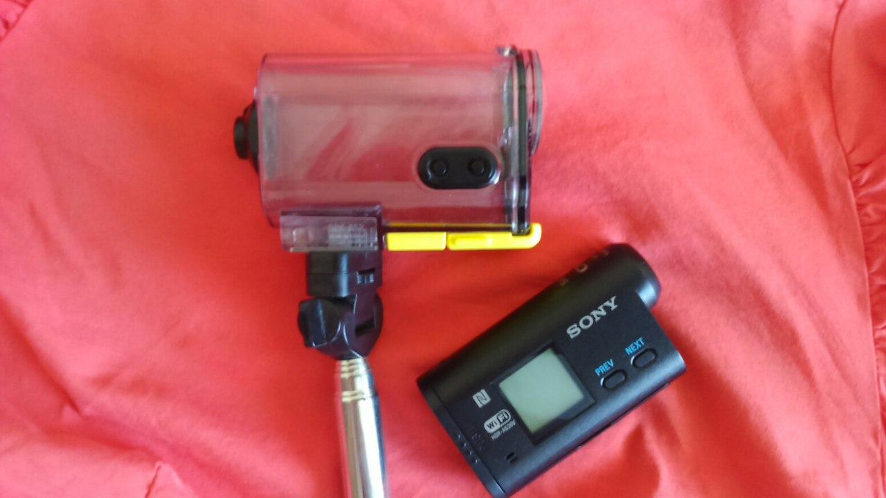 Продам экшн-камеру Sony As30v HY-onTaVUHk