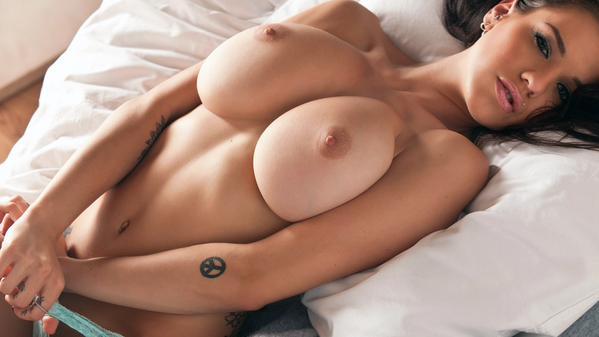 Порно красивых девушек с большими сиськами фото
