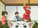 Gintama  Гинтама - 1 сезон 37 серия Shachiburi