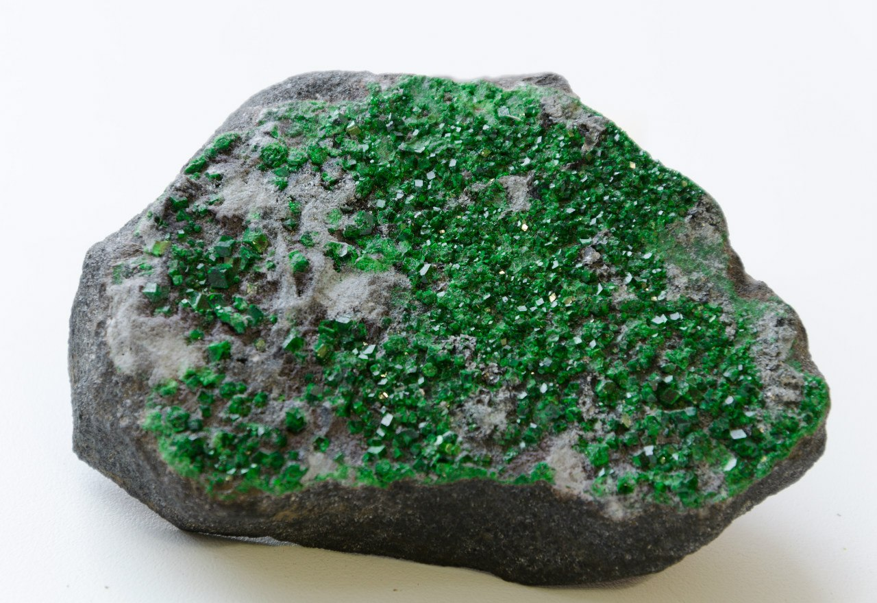 Коллекция минералов DrakDeMorte