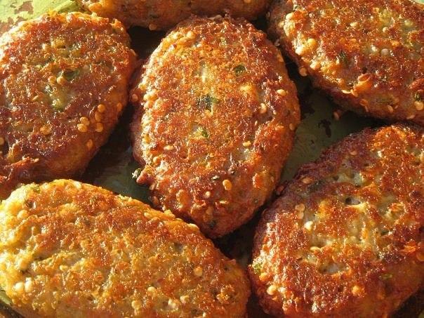 Котлеты из баклажанов рецепты с фото