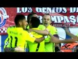Чемпионат Испании 2014-15 / Лучшие голы 37-го тура / Топ-5 [HD 720p]